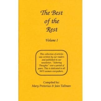 The Best of the Rest Series