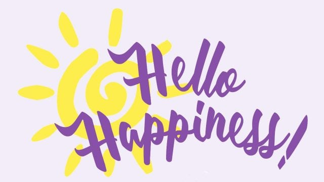 Hello Happiness!