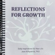 Image of cover of Reflections for Growth book.